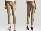 $189 off DL1961 Jeans - Emma Power-Legging in Platinum