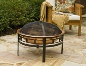 $310 off CobraCo Copper Mission Fire Pit