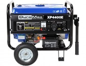 $300 off DuroMax XP4400E 4400W Portable Electric Gas Generator