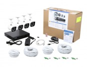 $320 off Zmodo 4CH 720P Network PoE Security Surveillance System