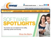 Newegg Spotlight Sale - Great Deals on Software, Electronics & More