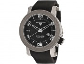 90% off Swiss Legend Cyclone Black Dial Men's Watch, 30464-01