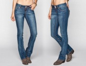 88% off RSQ Austin Womens Bootcut Jeans