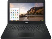 "Free w/ Contract: Asus 13.3"" 16GB Chromebook Wi-Fi + 4G LTE"