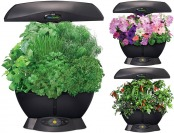 $140 off Miracle-Gro AeroGarden 6 with Gourmet Herb Seed Kit