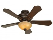 "$126 off Hunter 27924 Baker Street 44"" Roman Bronze Ceiling Fan"