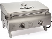 $63 off Cuisinart CGG-306 Chef's Style Stainless Tabletop Grill