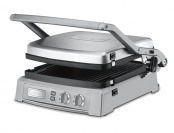67% off Stainless Steel Cuisinart GR-150 Griddler Deluxe