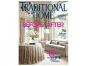 $28 off Traditional Home Magazine Subscription, $11.99 / 8 Issues
