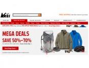 REI Mega Deals - 50% - 70% off Outlet Items