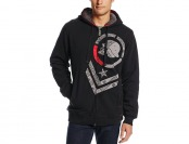 72% off Metal Mulisha Men's El Feo Zip Hoodie Sweatshirt