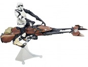 25% off Black Series Speeder Bike Vehicle with Biker Scout Figure