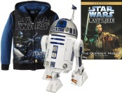 Up to 60% off Star Wars Toys, Clothing, Kindle eBooks
