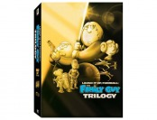 $25 off Laugh It Up Fuzzball: Family Guy Star Wars Trilogy DVD