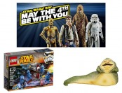 May the 4th be With You - 20% off Star Wars Toys at Kmart