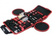 Deal: Hyper Tough 86-Piece Roll-Up Tool Kit