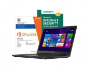 $180 off Dell Laptop, Software & Microsoft Office Package