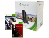 Deal: Xbox 360 Console Value Bundle with Two Extra Games