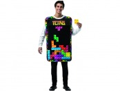 88% off Adult Tetris Movable Pieces Tunic Costume