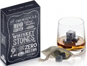 75% off Original Hand Carved 100% Natural Soapstone Whiskey Stones