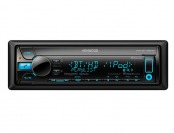 60% off Kenwood KDC-BT758HD In-Dash Bluetooth HD Receiver