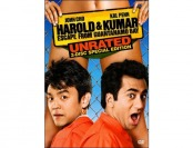 85% off Harold and Kumar Escape From Guantanamo Bay (DVD)