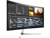 "$200 off LG WQHD IPS Curved 34"" Ultrawide LED Monitor (34UC97)"