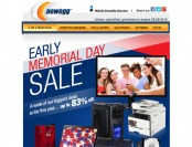 Newegg Memorial Day Sale - Up to 83% off, Tons of Great Deals