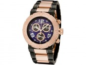 $1,262 off Invicta 6765 Reserve 18k Rose Gold-Plated Swiss Watch