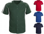 89% off Champion Baseball Short Sleeve Shirt, 2nds, Men & Women