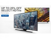Save an Extra 25% off HDTVs at Best Buy, 133 Styles on Sale