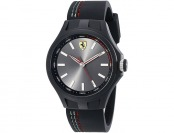 $84 off Scuderia Ferrari Men's Pit Crew Watch
