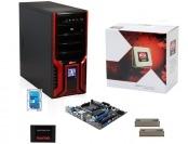 $59 off AMD FX-4350 Vishera 4.2GHz Barebones Desktop PC