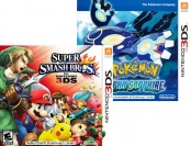 Today Only! Buy One Nintendo 3DS Game, Get One 50% Off