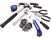83% off Shito 44 Pc Household Multi-Task Carbon Steel Tool Set