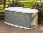 $70 off Rubbermaid Large Deck Box with Seat, Model 5F22