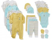 48% off Garanimals Newborn Baby Unisex 21 Pc Shower Gift Set