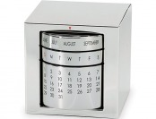 41% off Natico Silver Polished Perpetual Calendar