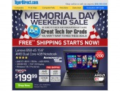 Tiger Direct Memorial Day Sale - Tons of Great Deals