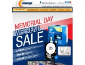 Newegg Memorial Day Sale Event - Tons of Hot Deals