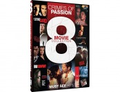 70% off Crimes Of Passion: 8 Movie Collection DVD