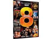 70% off In Harm's Way: 8 Movie Collection DVD
