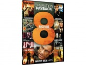 70% off Operation Payback: 8 Movie Collection DVD