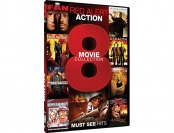 70% off Red Alert Action: 8 Movie Collection DVD