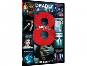70% off Deadly Secrets: 8 Movie Collection DVD
