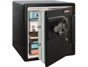 $30 off SentrySafe 1.2 Cubic Ft. Biometric Lock Fire Safe