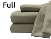 63% off Soft & Cozy Easy Care Deluxe Microfiber Full Sheet Set