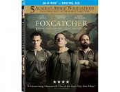 60% off Foxcatcher Blu-ray + Digital HD