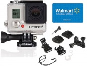 $67 off + $50 GC w/ GoPro HERO3 Silver+ Edition & Extra Parts Kit