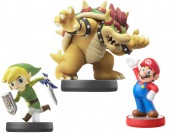 Deal: Select Three Amiibo Figures for $30